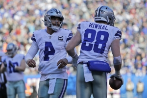 A wild card game may be just what the doctor ordered for the Cowboys' playoff woes