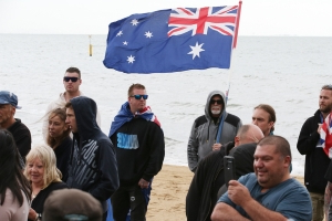 Arrests made at beach protests