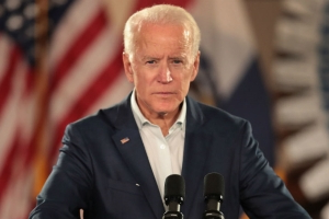 Biden: Rush Limbaugh and the 'conservative blonde woman' to blame for shutdown