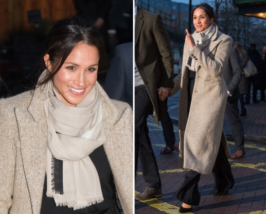 Entertainment: Is Meghan Markle Faking Her Pregnancy