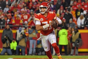 Chiefs Open as 5.5-Point Favorites Over Colts in Divisional Round