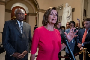 Opinions | Pelosi said she'd do it, and she did