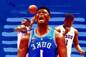 Ranking Williamson's best dunks at Duke