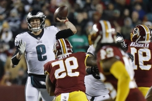 Report: Nick Foles likely to be traded this offseason