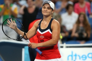 Sydney International: Ash Barty ready to face tough test against Jelena Ostapenko
