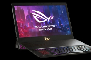 ASUS rethinks gaming laptop design with its inventive new ROG Mothership