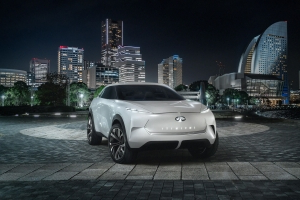 Infiniti's Detroit Auto Show debut is the electric QX Inspiration concept