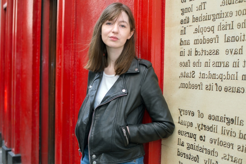 Irish author Sally Rooney wins Costa Novel Award for 'Normal People'