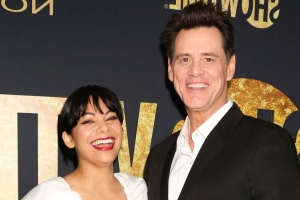 Jim Carrey Is Dating Ginger Gonzaga -- See Their Sweet Red Carpet Debut!