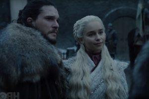 New Game of Thrones, Watchmen footage airs during Golden Globes