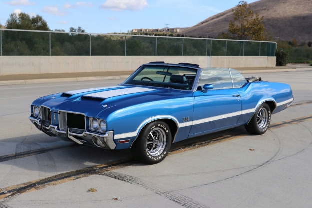 Reader's Ride: Susan Suhr's 1971 Oldsmobile 442 Convertible