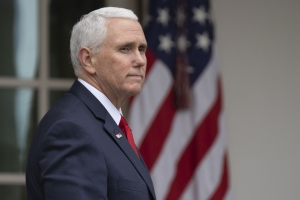 Trump has not made decision on declaring emergency over border wall -Pence
