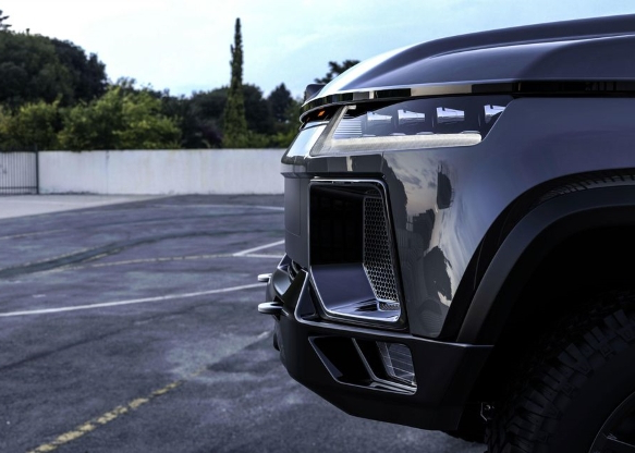 Atlis announces plans for XT electric pickup with 500 miles of range