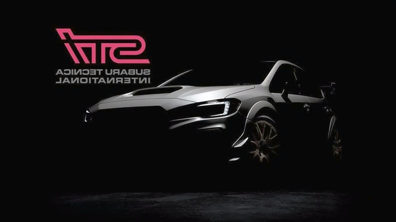 Here's a Better Look at the Upcoming Subaru WRX STI S209