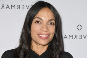 Is Rosario Dawson Dating Sen. Cory Booker? She Sang to Him, 'I Love You' Backstage on Broadway: Source