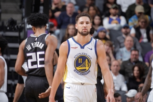 Klay hilariously shares that he likes his life, his dog and food