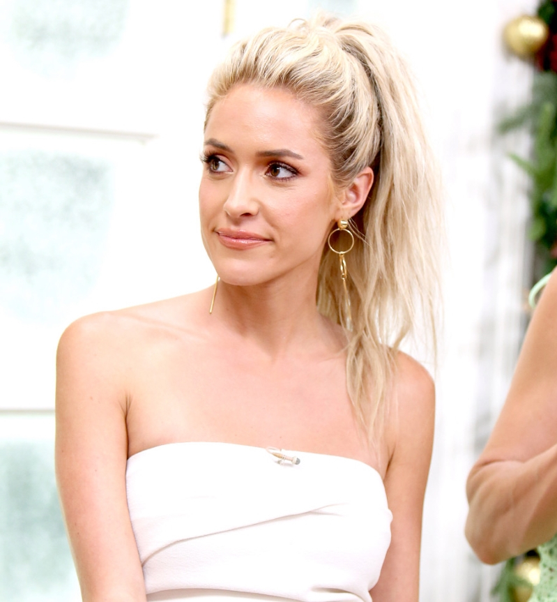 Entertainment: Kristin Cavallari Slams Plastic Surgery