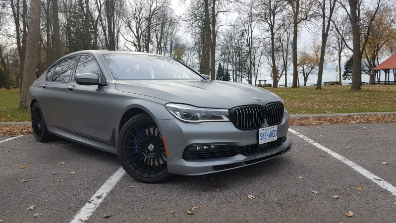News Review 2019 Bmw Alpina B7 Exclusive Edition Pressfrom Canada