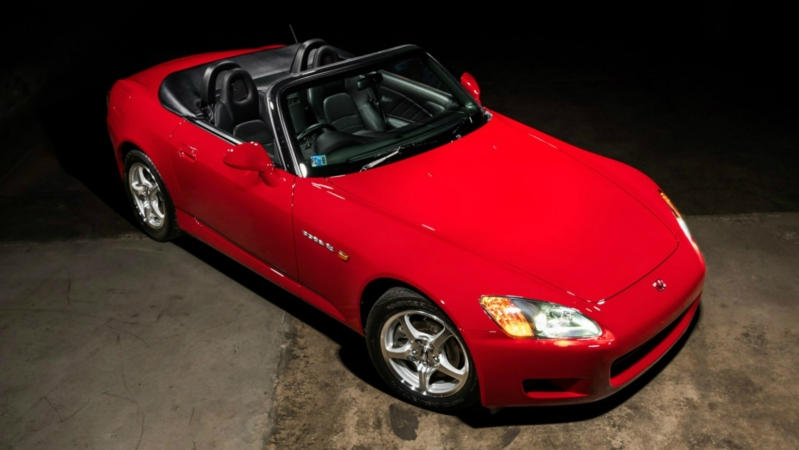 News This 1600 Km Honda S2000 Just Sold For Over 60000