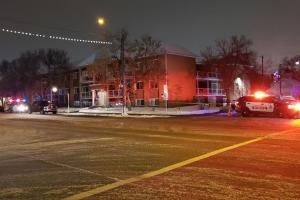 Charges laid in Edmonton's 1st homicide of 2019