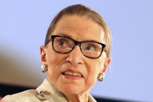 Ginsburg can stay on the Supreme Court and vote, no matter how sick or disabled she becomes