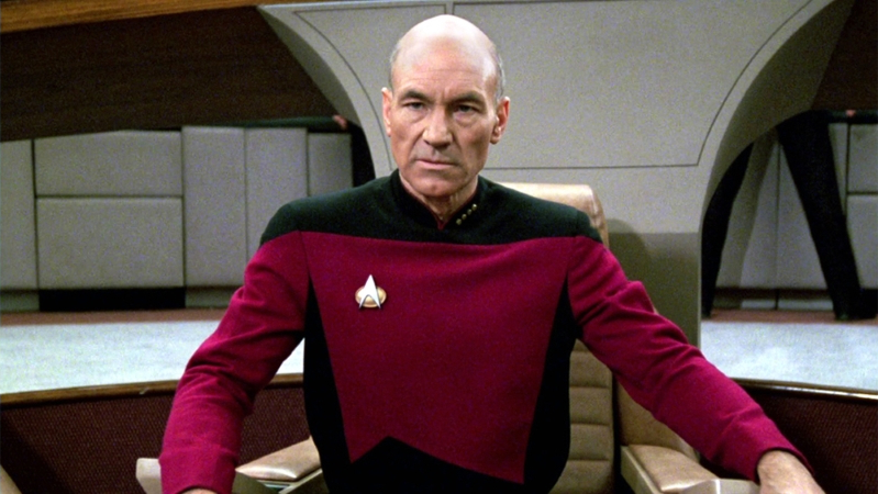 How the 'Star Trek' Franchise Lured Patrick Stewart Back For Another Series