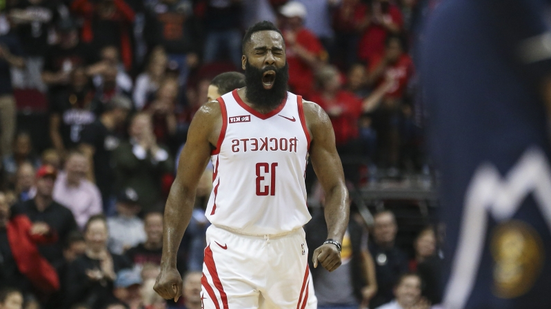 ada3c75169a James Harden showed no mercy to Jamal Murray after ankle-breaking move