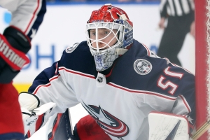 Blue Jackets take goalie Sergei Bobrovsky off roster for failure to meet 'expectations and values'