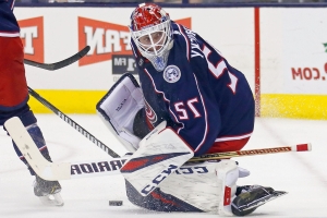 Blue Jackets to sit Sergei Bobrovsky after unspecified 'incident'