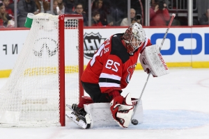 Devils move Mackenzie Blackwood to Injured Reserve