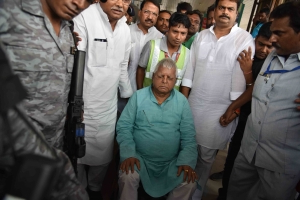 Jharkhand High Court rejects Lalu's bail plea