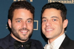 Entertainment Rami Malek Has A Twin Brother Called Sami And People