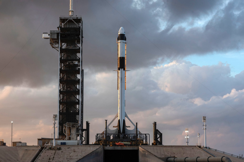 SpaceX Crew Dragon: what is it and when does it launch?