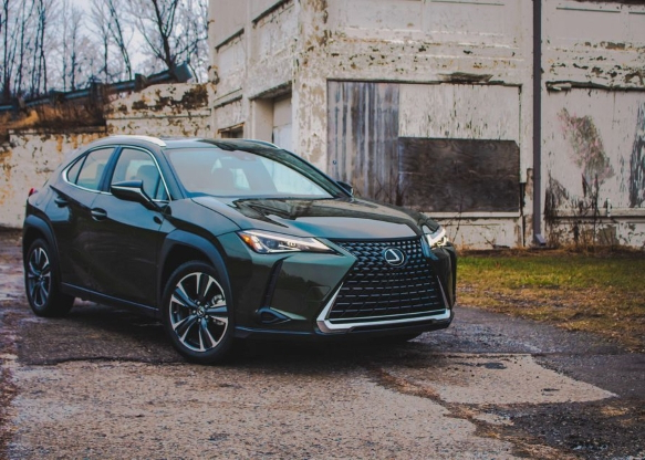 Reviews 2019 Lexus Ux 200 Review A Small Luxury Suv At Its Best In