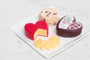 Aldi Is Selling Heart-Shaped Cheese For Valentine's Day, And It's Better Than A Box Of Chocolates