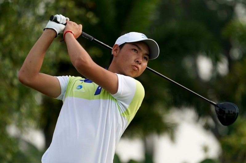 Australian star Min Woo Lee ready to make leap to pro golf