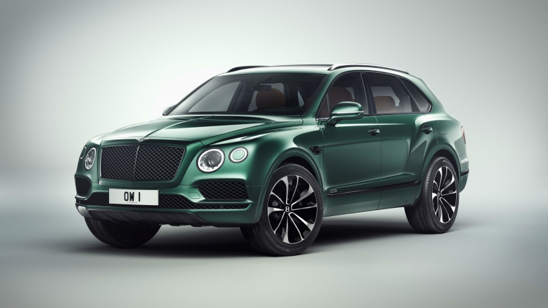 Auto Shows Bentley Will Debut A Hardcore 650 Horsepower