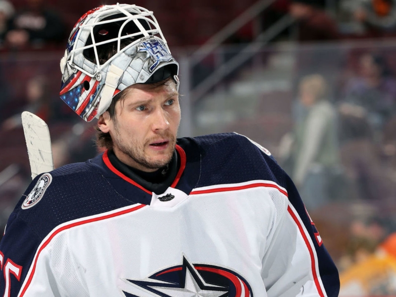 Blue Jackets, Bobrovsky clear air, 'moving on' from incident