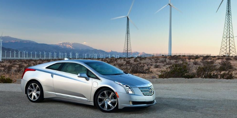 Cadillac Is Launching an EV and Will Lead GM's Electrification Push