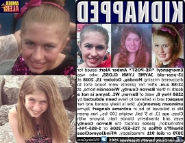 Jayme Closs is found ALIVE: 13-year-old who has been missing since her parents were murdered in their Wisconsin home in October is rescued, as a suspect is taken into police custody