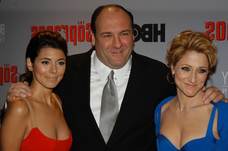 Lorraine Bracco remembers James Gandolfini's wild antics as The Sopranos cast reunites