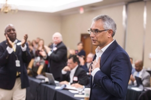 Muslim vice-chair of Texas county GOP survives effort to oust him over his religion