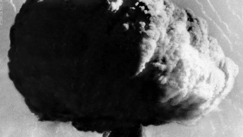 Mystery as Australia nuclear weapons tests files withdrawn