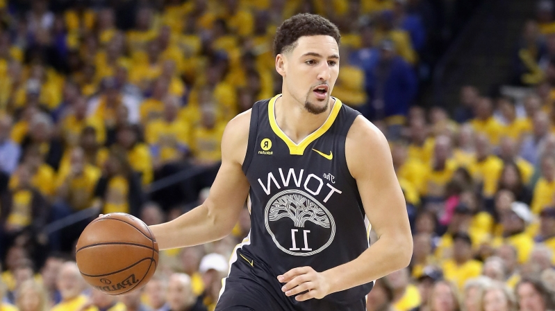 f67750f4024f NBA free agency rumors  Klay Thompson expected to re-sign with Warriors