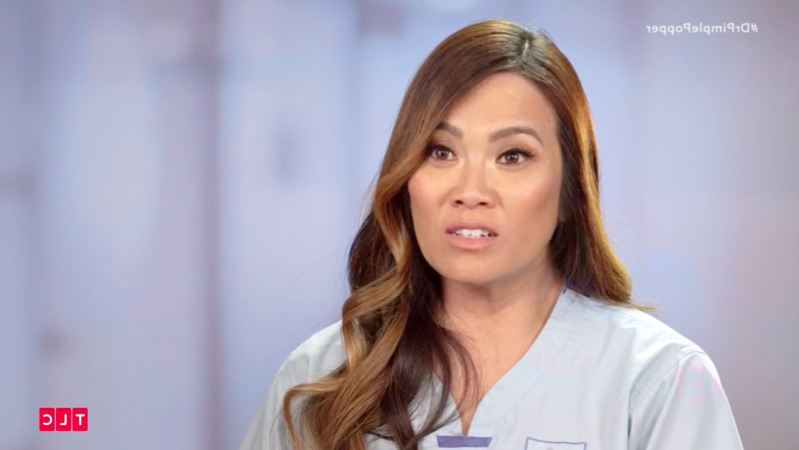 Health: Oh, Barnacles!: Dr  Pimple Popper Meets a Tumor That