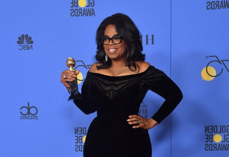 Oprah to interview Beto O'Rourke and others during Times Square sit down series