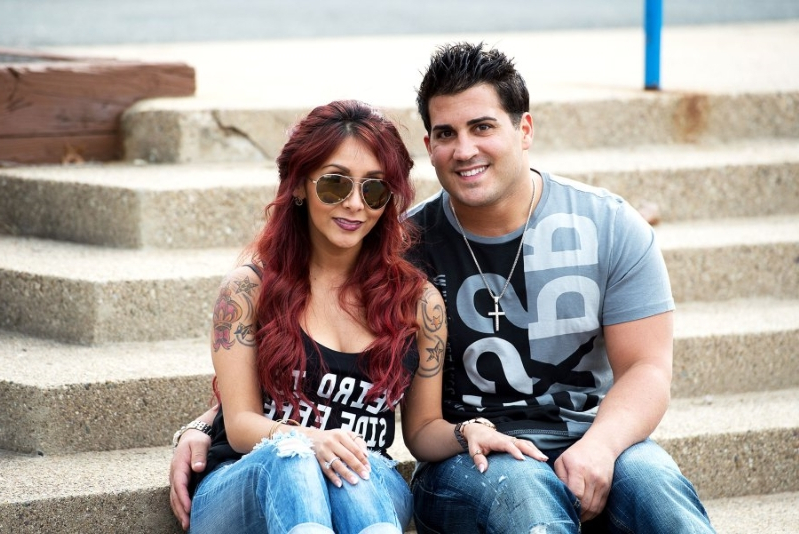 Snooki Shuts Down Marriage Problem Rumors: 'We're Not Perfect'