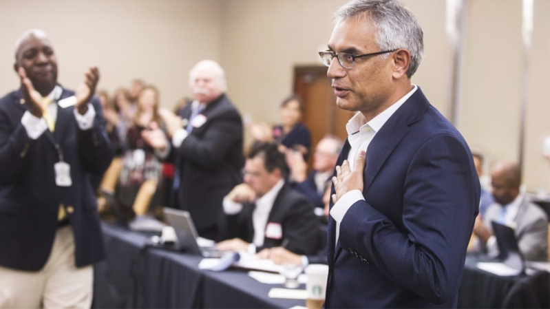Texas County GOP Rejects Push to Oust Vice-Chairman Shahid Shafi Over His Muslim Faith