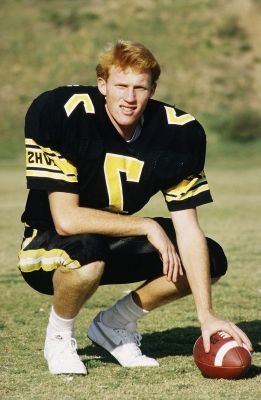 Todd Marinovich Is Learning to Be Human Again