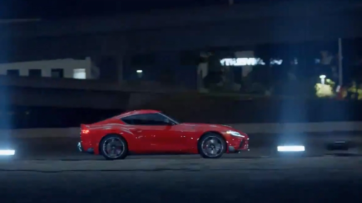 Undisguised 2020 Toyota Supra Leaked in Tweet Ahead of Detroit Auto Show Reveal